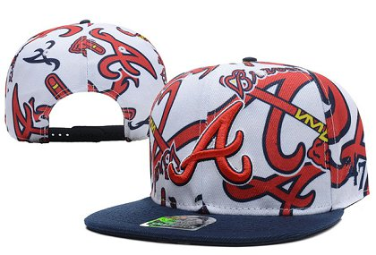 Atlanta Braves Hat XDF 150624 32